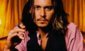 Un manoscritto per Johnny Depp