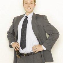 Joshua Close in una foto promozionale della serie tv The Unusuals