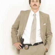 Kai Lennox in una foto promozionale della serie tv The Unusuals