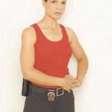 Monique Curnen in una foto promozionale della serie tv The Unusuals