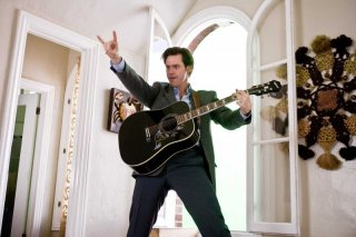 Jim Carrey in un'immagine di Yes Man