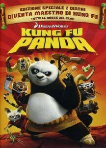 La Copertina Di Kung Fu Panda Edizione Speciale Dvd 94493