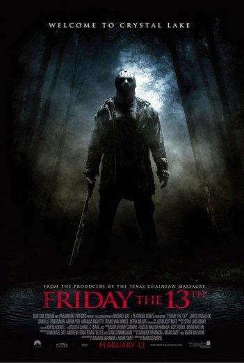 Locandina di Friday the 13th