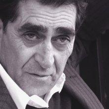 Un primo piano di Domenico Gennaro, scattato dallo stesso attore