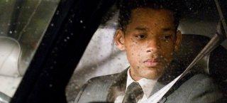 Will Smith in una sequenza del film Sette anime