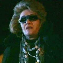 Liliana Dell'Aquila in una sequenza del film fantascientifico Aisha & Odette