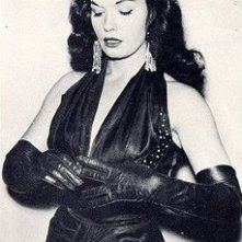 La pin-up Bettie Page