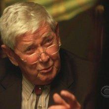 Ralph Waite in una scena nell'episodio 'Young Man with a Horn' della serie tv CSI Las Vegas