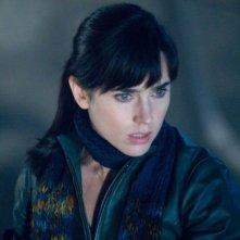 Jennifer Connelly in una scena del film Ultimatum alla Terra