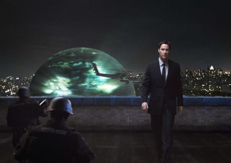 Keanu Reeves In Una Immagine Del Film Ultimatum Alla Terra 99255