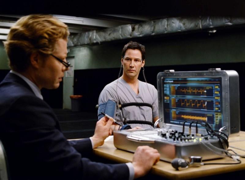 Keanu Reeves In Una Sequenza Di Ultimatum Alla Terra 99245