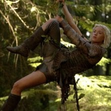 Kristanna Loken in un'immagine del film In the Name of the King: A Dungeon Siege Tale