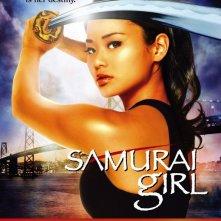 La locandina di Samurai Girl