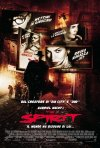 La locandina italiana del film The Spirit