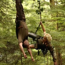 Leelee Sobieski e Kristanna Loken in un'immagine del film In the Name of the King: A Dungeon Siege Tale