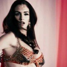Paz Vega in un'immagine del film The Spirit