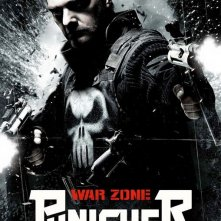 Poster USA per The Punisher: War Zone