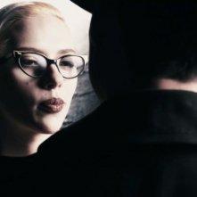 Scarlett Johansson in una scena di The Spirit diretto da Frank Miller