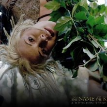 Un wallpaper del film In the Name of the King: A Dungeon Siege Tale con Kristanna Loken