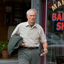 Clint Eastwood in un'immagine del film Gran Torino