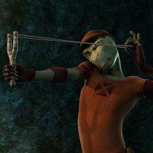 Delgo in un'immagine del film d'animazione Delgo
