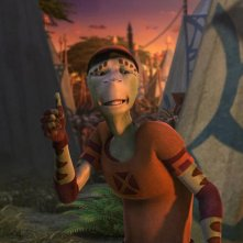 Delgo in un'immagine del film Delgo