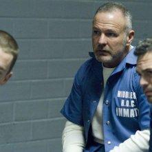 Ethan Hawke, Brian Goodman e Mark Ruffalo in una scena del film What Doesn't Kill You