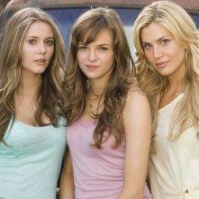 Il cast femminile di Venerdì 13: Julianna Guill, Danielle Panabaker e Willa Ford