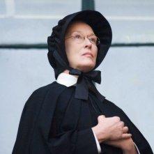 Meryl Streep è Suor Aloysius nel film Il dubbio