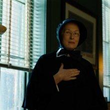 Meryl Streep in una scena del film Il dubbio