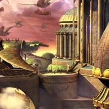 Un'immagine del film d'animazione Delgo