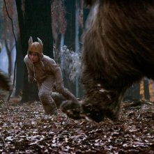 Ancora Max Records in una concitata scena di Where the Wild Things Are