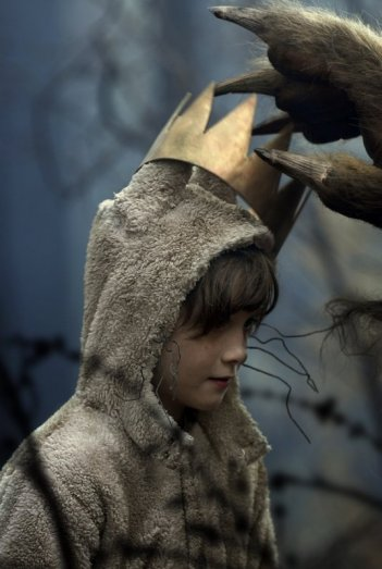 Il piccolo protagonista di  Where the Wild Things Are Max Records