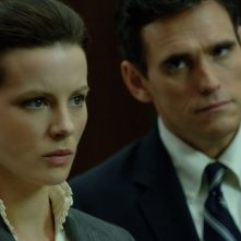 Kate Beckinsale e Matt Dillon in una scena del film Nothing but the Truth