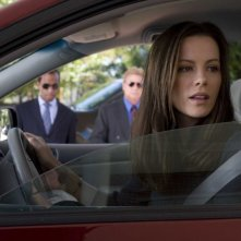Kate Beckinsale in un'immagine del film Nothing but the Truth