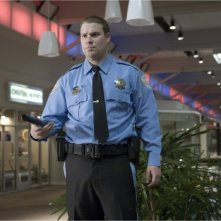 L'imponente Seth Rogen in Observe and Report