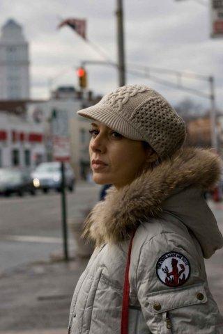 Marisa Tomei in una scena del film The Wrestler