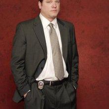 Colby French in una foto promozionale della serie Caslte