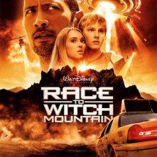 Locandina di Race to Witch Mountain