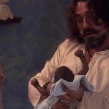 Angus Macfadyen in una scena dell'episodio 'La petite mort' di Californication