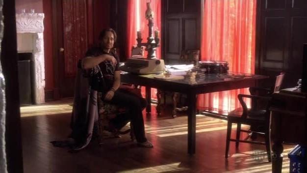 David Duchovny In Una Scena Dell Episodio La Petite Mort Di Californication 100044