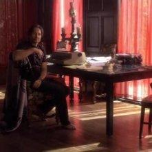 David Duchovny in una scena dell'episodio 'La petite mort' di Californication