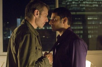Lambert Wilson e Pascal Elbé in un'immagine del film Baby Love