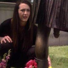 Madeline Zima in una scena dell'episodio 'La petite mort' di Californication