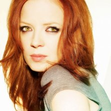 Una foto promozionale di Shirley Manson per la seconda stagione di Terminator: The Sarah Connor Chronicles