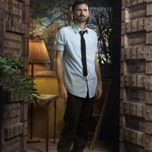Jeremy Davies in una foto promozionale della quinta stagione di Lost