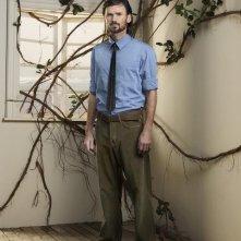 Jeremy Davies in una foto promozionale della stagione 5 di Lost