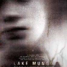 La locandina di Lake Mungo