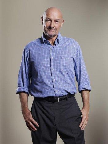 Terry O'Quinn in una foto promozionale della stagione 5 di Lost