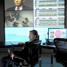 Tim Roth in una foto di scena del pilot di Lie to Me
